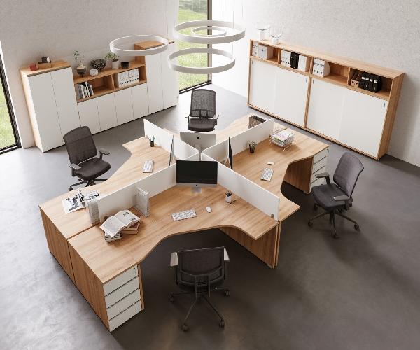 munkatársi iroda